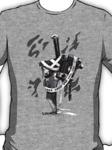 Broken -light bg- T-Shirt
