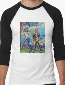 My Morning Song (The Black Crowes) Men's Baseball ¾ T-Shirt