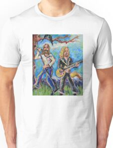 My Morning Song (The Black Crowes) Unisex T-Shirt