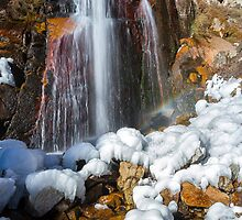 Third Creek Waterfall - Incline Village by Richard Thelen