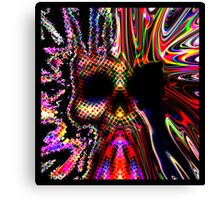reboot reload and die  Canvas Print