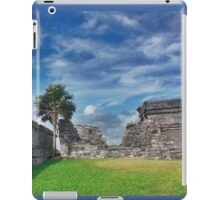 Mayan Memories iPad Case/Skin