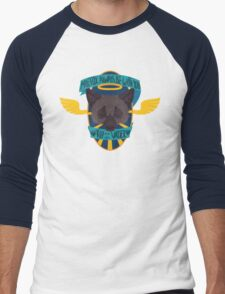 May the Fox Always Be with You Men's Baseball ¾ T-Shirt