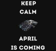 April is coming by nefos