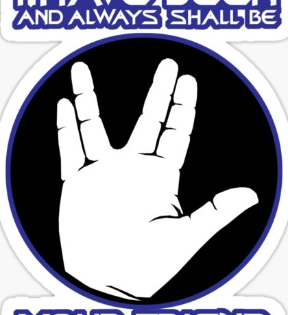 Catharsis Five: Always Your Friend Sticker
