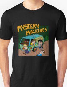 Mystery Machines Album Cover T-Shirt