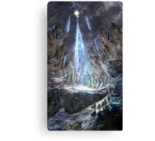 Final Fantasy Crystal Canvas Print