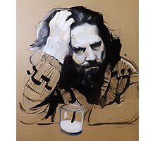 The Dude - The Big Lebowski Photographic Print