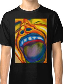 Screaming Man Classic T-Shirt