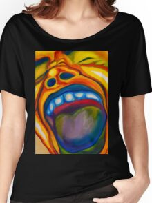 Screaming Man Women's Relaxed Fit T-Shirt