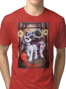 Fatal Frame Ponyville  Tri-blend T-Shirt
