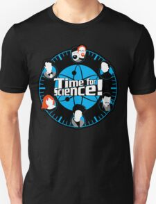 Time for Science! v2 Unisex T-Shirt