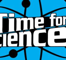 Time for Science! v2 Sticker
