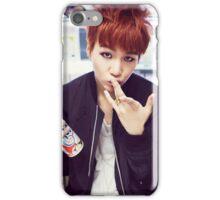 BTS - War of Hormone: Suga iPhone Case iPhone Case/Skin