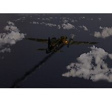 Above and beyond: Jimmy Ward VC Photographic Print