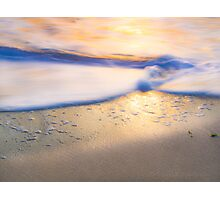 Waves - Love Photographic Print