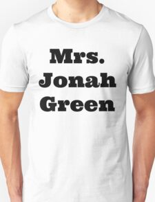 Mrs. Jonah Green T-Shirt