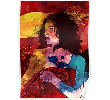 Woman no.4 Poster