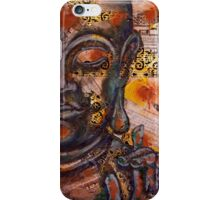 Lotus Sutra iPhone Case/Skin