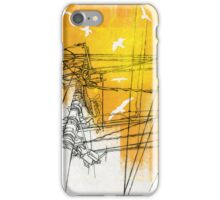 Don't Leave Me Hanging On A Telephone iPhone Case/Skin