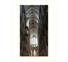 Cologne Dom Art Print