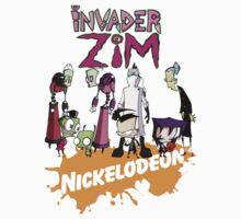 Invader Zim Kids Tee