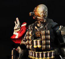 SPARTAN-III Commando by thisisanton