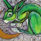 Rabbit Rabbit by Lynnette Shelley