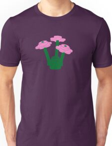 Pink bouquet Unisex T-Shirt