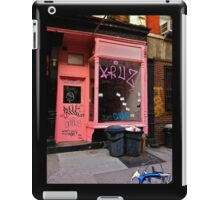 Absolutely East 6th Street iPad Case/Skin