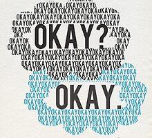 Okay? Okay. by tfioslover