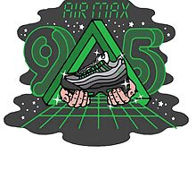 Air Max 95 by CJRDesign