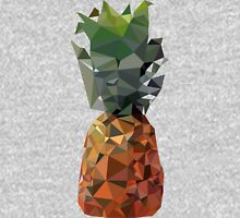 Prismatic Pineapple Unisex T-Shirt