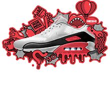 Air Max 90 by CJRDesign