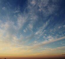 Twilight Sky by Gilda Axelrod