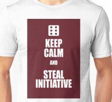 Steal Initiative  Unisex T-Shirt