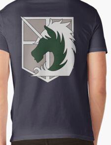 Military Police Mens V-Neck T-Shirt