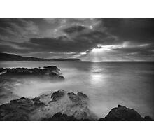 Dawn at Cape Schanck Photographic Print