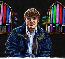 John Maus: Knight of Faith by Jaime Cartwright