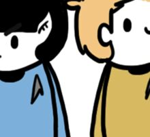 Space Husbands Sticker