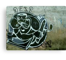 Andre Firmiano Canvas Print