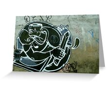 Andre Firmiano Greeting Card
