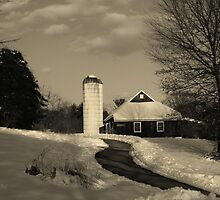 Late Winter by Gordon  Beck