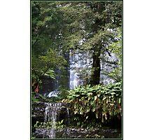 Waterfall Photographic Print