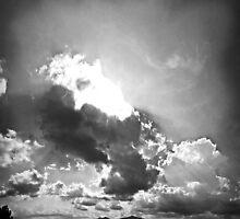 ©TSS The Sun Series XXII Wind Raiders II Monochrome by OmarHernandez