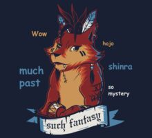such fantasy - comic sans version by drawsgood