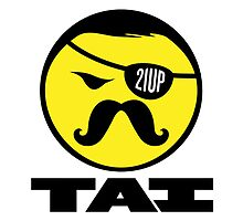 TAI Logo Poster by Quadley