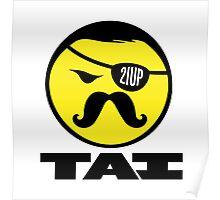 TAI Logo Poster Poster