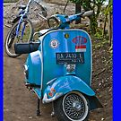 Bukittingi bike by Naomi Brooks