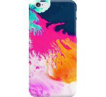 Deep Sea Coral Print 1 iPhone Case/Skin
